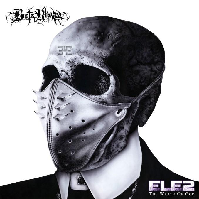ELE 2 album cover image