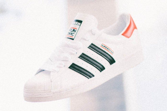 Run-DMC And Adidas Originals To Release New Collection 13