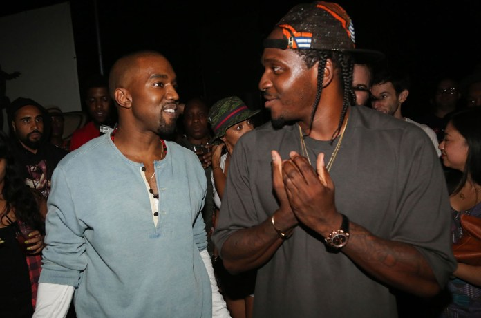 Pusha T Reveals His New Album Produced By Kanye West Coming Soon