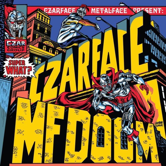 Listen MF DOOM And Czarface's New Album 'Super What?'