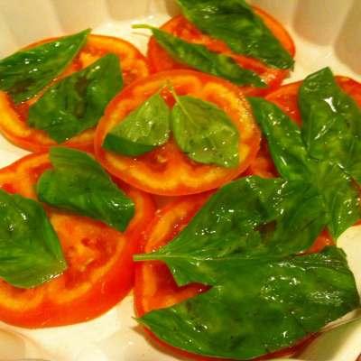 Indian Tomato Salad