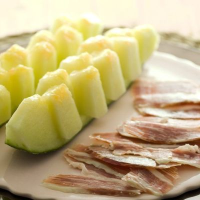 Melon Cured Ham