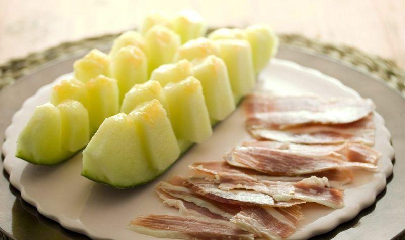 Melon Cured Ham