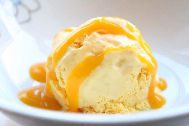mango lassi ice cream