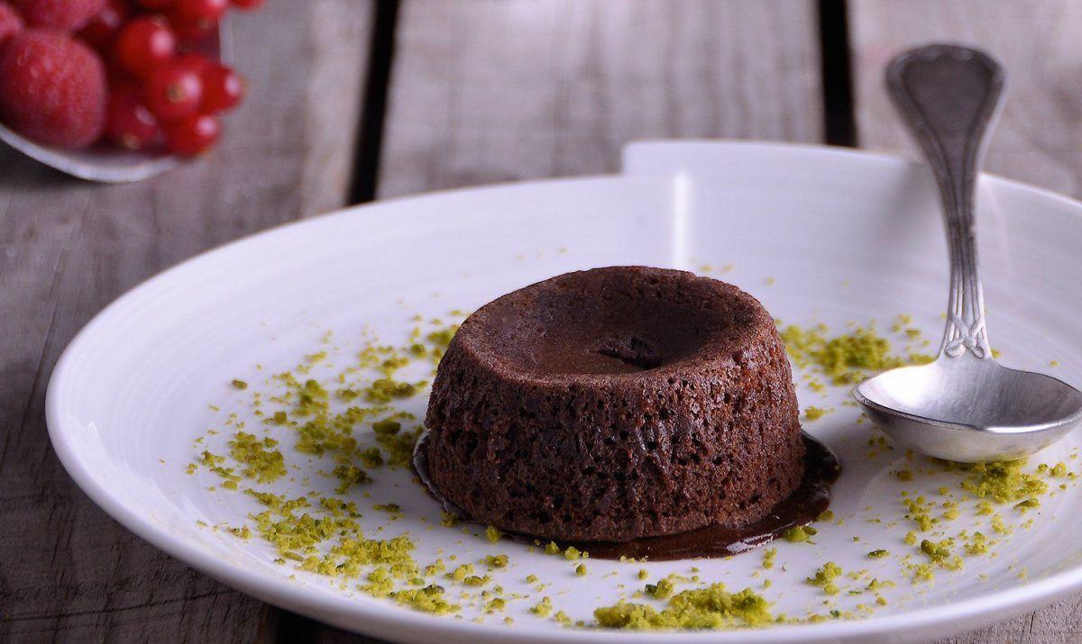 Molten Chocolate Lava