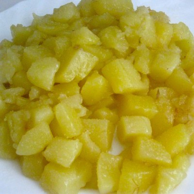 Confit of Potatoes