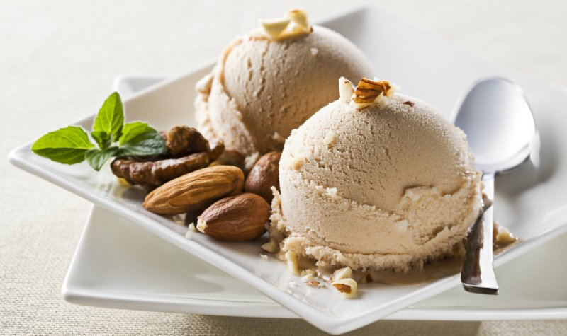Hazelnut Ice Cream