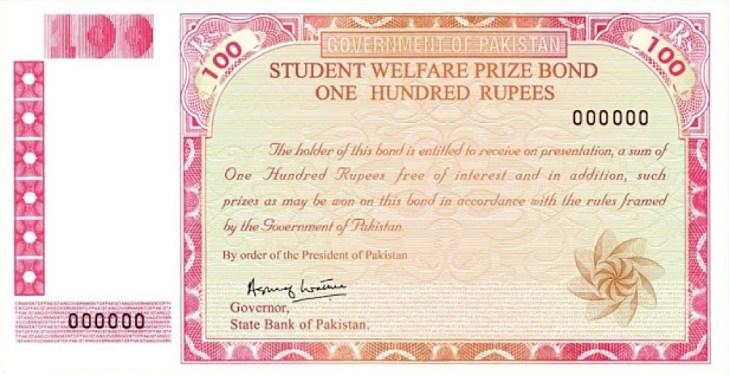 100 Prize Bond List latest draw result Check online