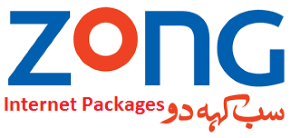 Zong Monthly Internet Packages 3G/4G Net Package code