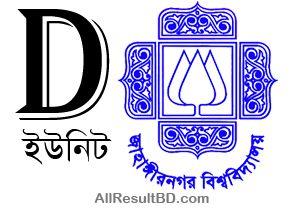 Jahangirnagar University D Unit Result and Seat plan 2014