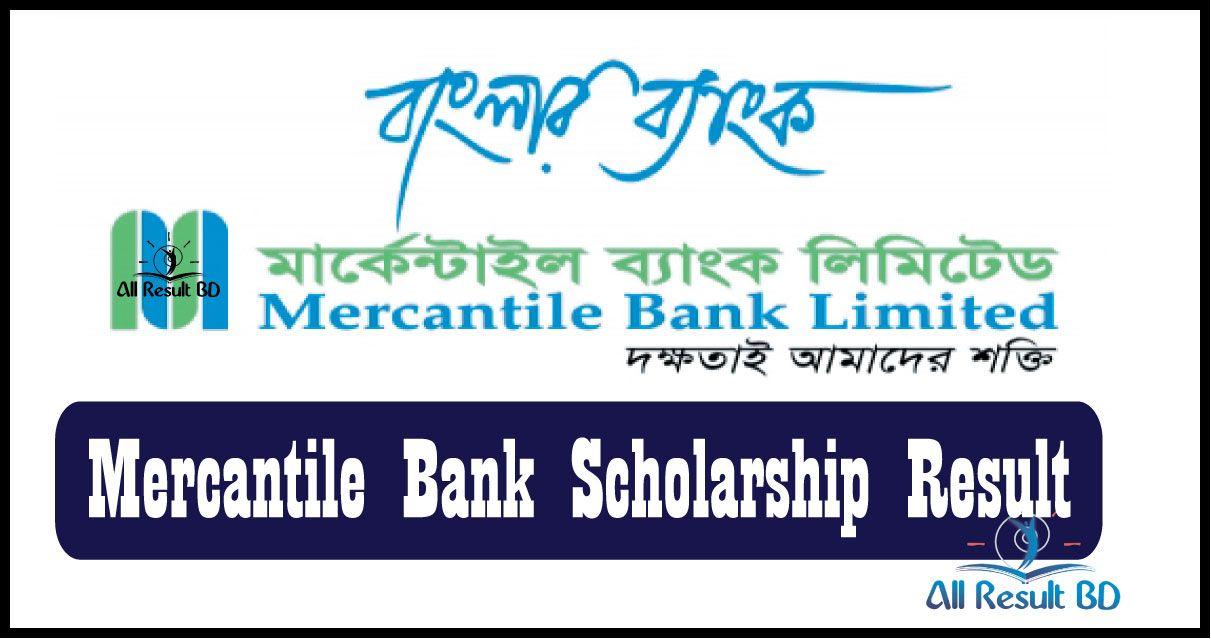 Mercantile Bank Scholarship Result 2016 mblbd.com