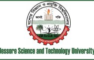 Jessore Science and Technology University Admission Circular 2017-18
