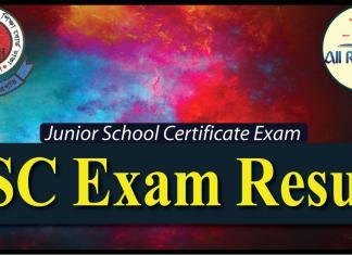 JSC Result 2017