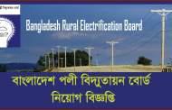 Bangladesh Rural Electrification Board BREB Job Circular 2017