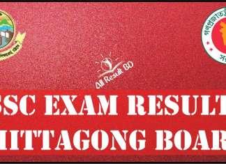 SSC Exam Result 2018 Chittagong Board