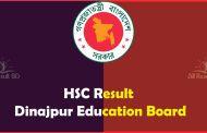 HSC Result Dinajpur Education Board 2017 Educationboardresults.gov.bd