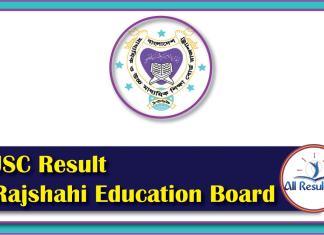 JSC Result 2017 Rajshahi Education Board