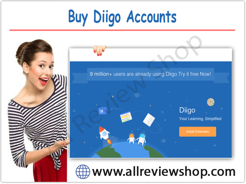 Buy Diigo Accounts