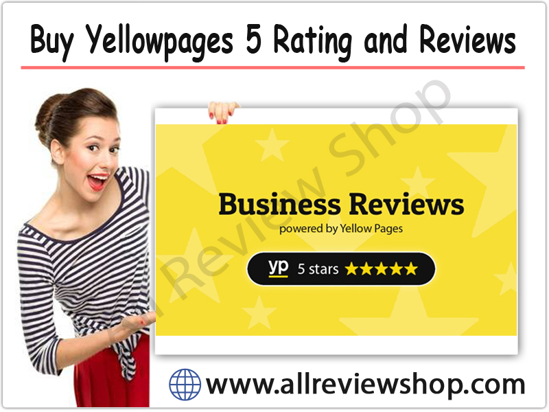 Buy Yellowpages 5 Rating and Reviews