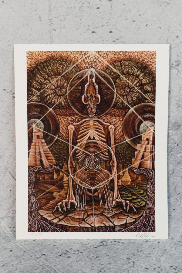 All Sacred | Aries Rhysing Print 7