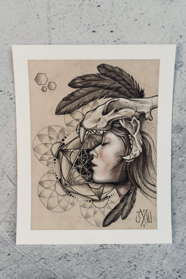 All Sacred | Jayce Wallingford Print 1