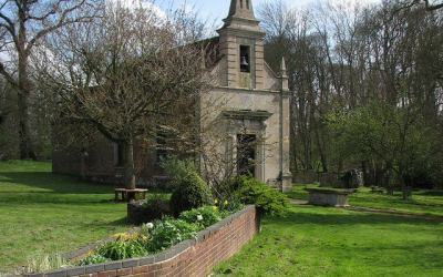 Pilgrimage to Little Gidding