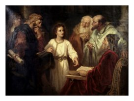 Christ-in-the-Temple-among-the-Doctors