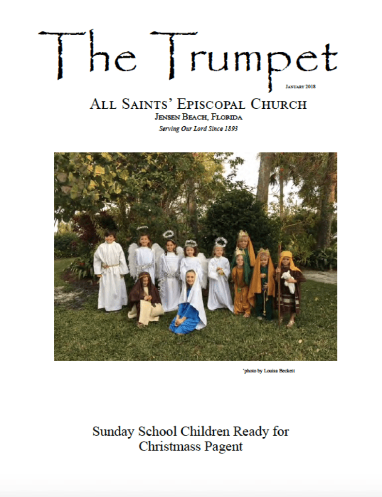 The Trumpet January 2018