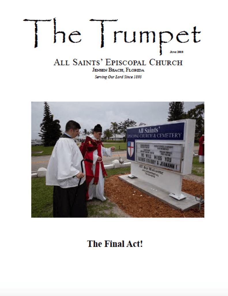 The Trumpet June 2018