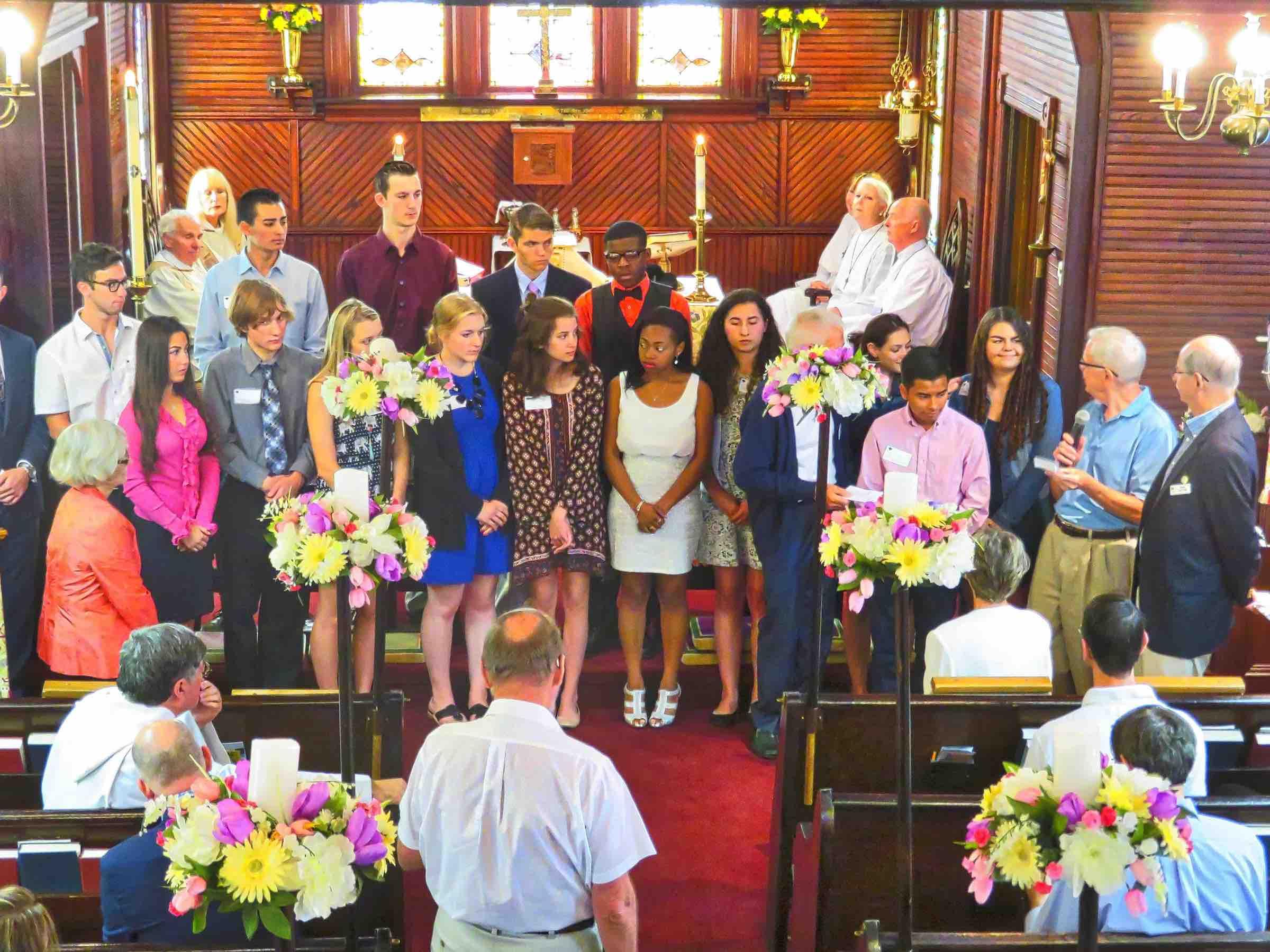 All Saints Ministries