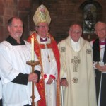 Rev'd Donald Strachan's golden jubilee
