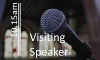Visiting Speaker