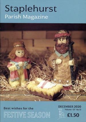 december 2020 parish magazine cover