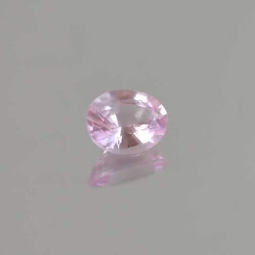 peach loose sapphire