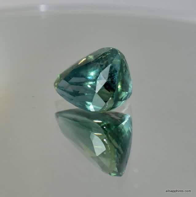 green sapphire
