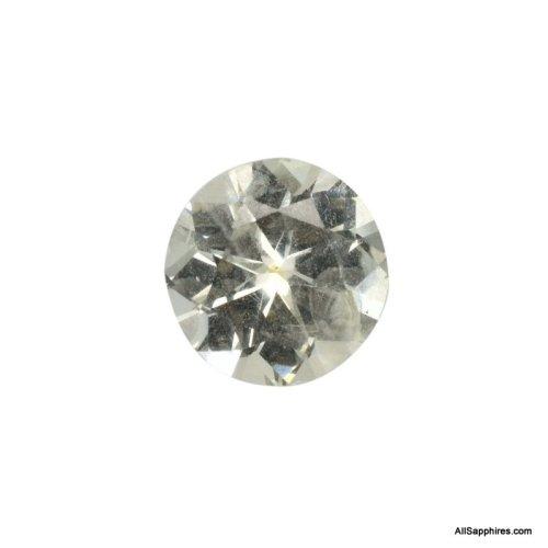 white yellow sapphire
