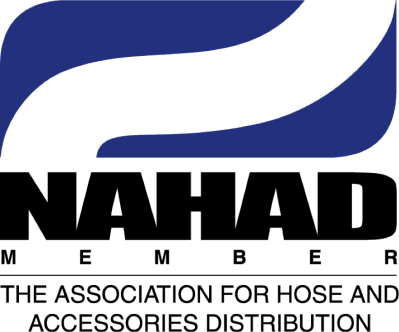 All-Serv Industrial is a member of NAHAD - The Association for Hose and Accessories Distribution