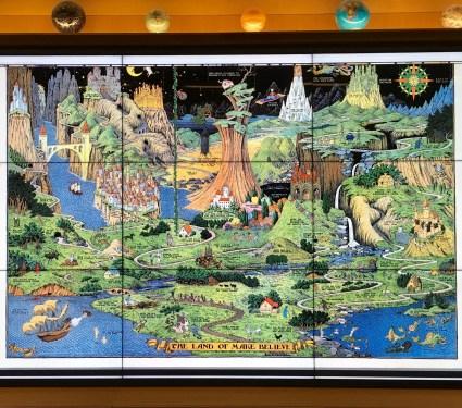 Cartographic fiction?
