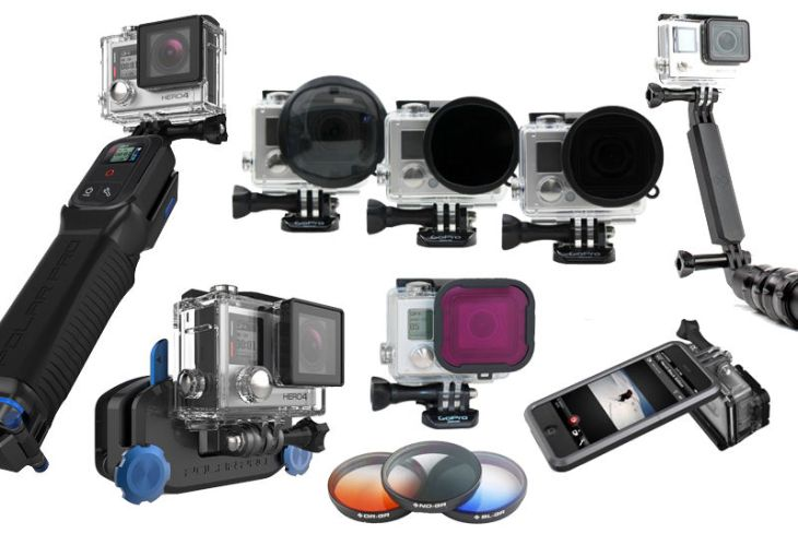 Polar Pro   GoPro Camera Filters  Poles  Mounts  Microphones  and     polar pro gopro camera accessories filters shark tank