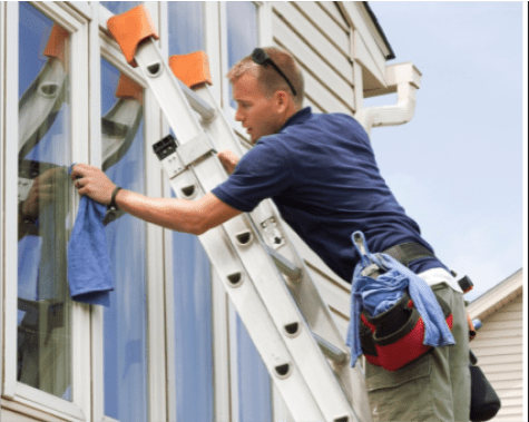 Window Cleaning Fort Worth