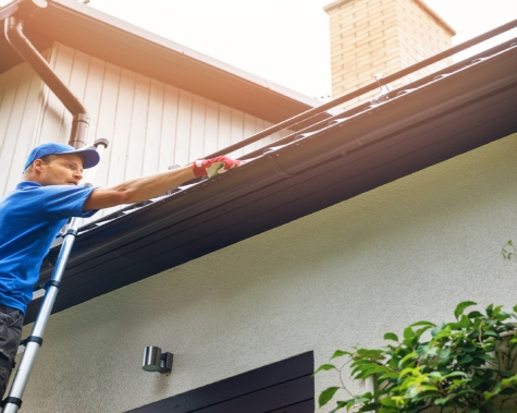 Gutter Cleaning Frisco