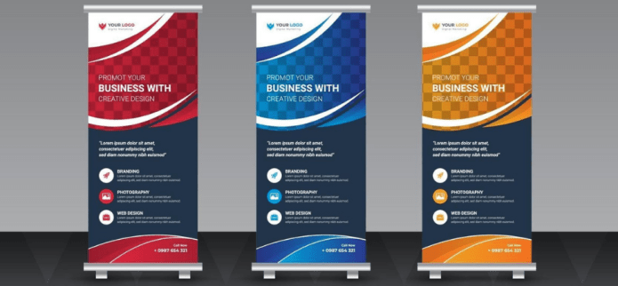 4 Advantages That Pull up Banners Brings to Your Business