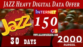 JAZZ Heavy DIGITAL DATA OFFER