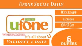UFONE SOCIAL DAILY