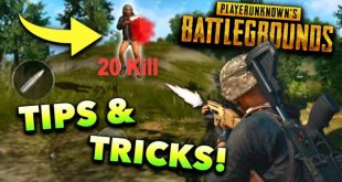 Pubg Mobile Tips and Trick