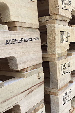 clean pharmaceutical pallets