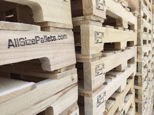 heat treated pallets from All Size Pallets