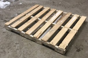 A Grade GMA Pallet in Detroit Michigan