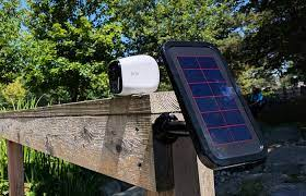 arlo pro solar panel