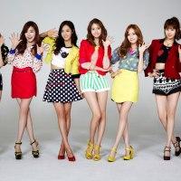 SNSD, Big Bang, CNBLUE, T-Ara, dan IU Menduduki Peringkat Atas di 'Chart Oricon' Jepang